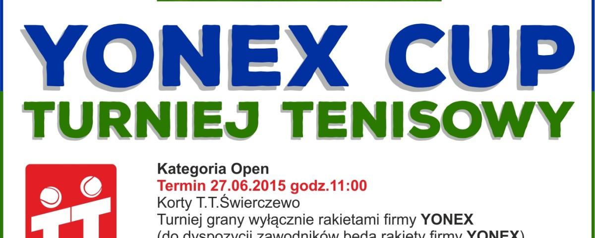 YONEX CUP